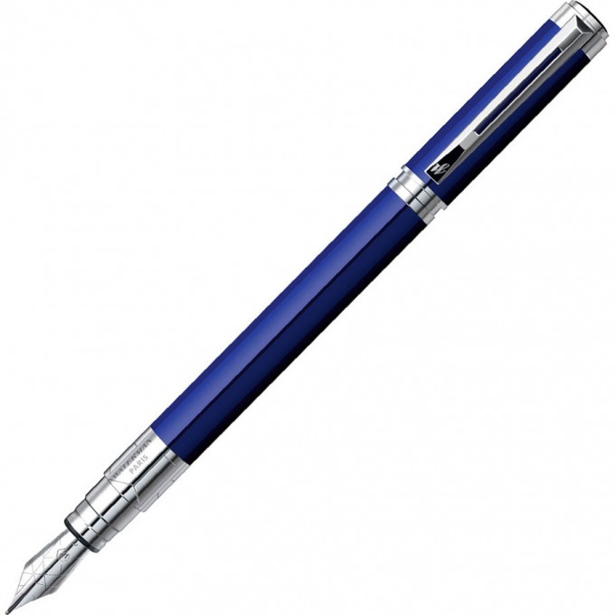 Перьевая ручка WATERMAN PERSPECTIVE BLUE CT S0830940