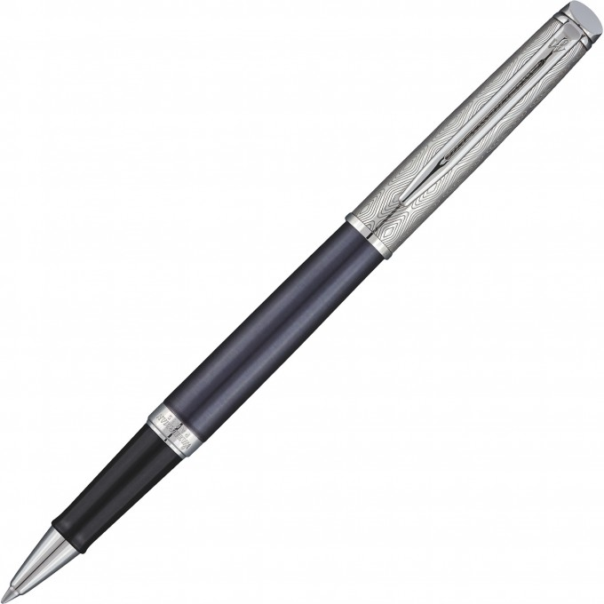 Роллерная ручка WATERMAN HEMISPHERE LA COLLECTION PRIVEE SAPHIR NOCTURNE 1971679