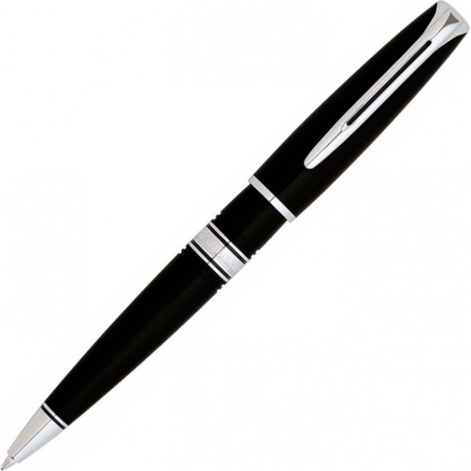 Шариковая ручка WATERMAN CHARLESTONE EBONY BLACK CT S0701060