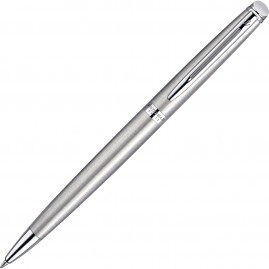Шариковая ручка WATERMAN HEMISPHERE ESSENTIAL STAINLESS STEEL CT, M