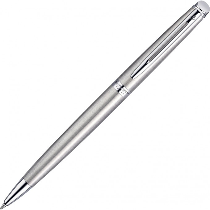 Шариковая ручка WATERMAN HEMISPHERE ESSENTIAL STAINLESS STEEL CT S0920470​